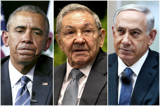 Rogue state: For 24th year, U.S. defies 99 percent of world, voting against ending Cuba embargo