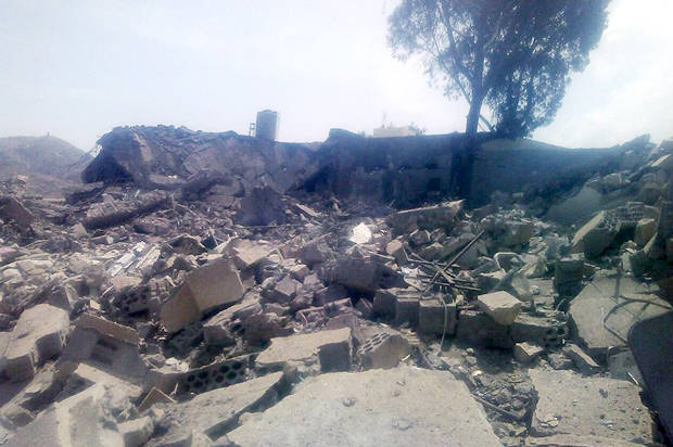 "It's ""beyond doubt"" that Saudi-led, U.S.-backed coalition bombed hospital: Doctors Without Borders"