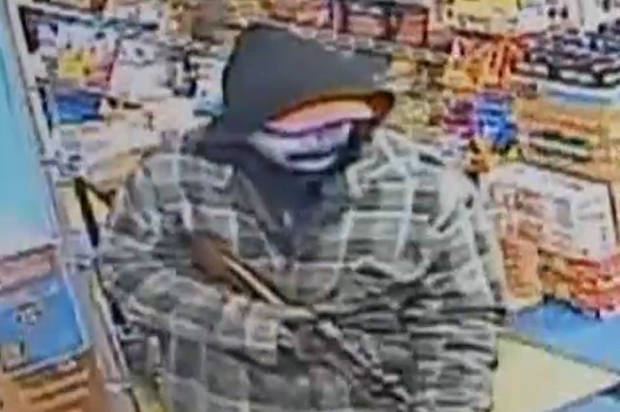 """Robber calls Indian-American store clerk ISIS """"terrorist"""" and shoots him in the face"""