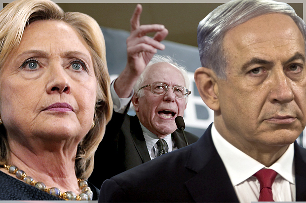 Clinton, Sanders, Israel-Palestine, AIPAC, BDS: Interview on KPFK's 'Middle East in Focus'