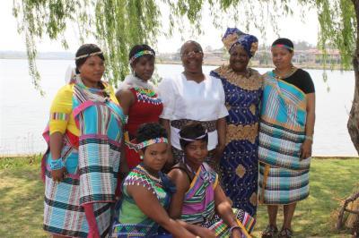 SAPS cluster celebrates Heritage Day | Benoni City Times