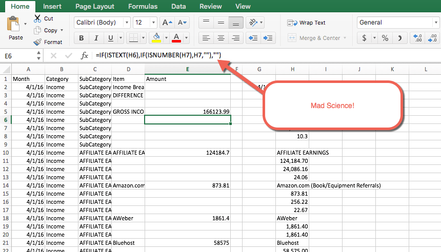 excel-mad-science
