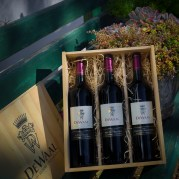Red wine collection, De Waal collection