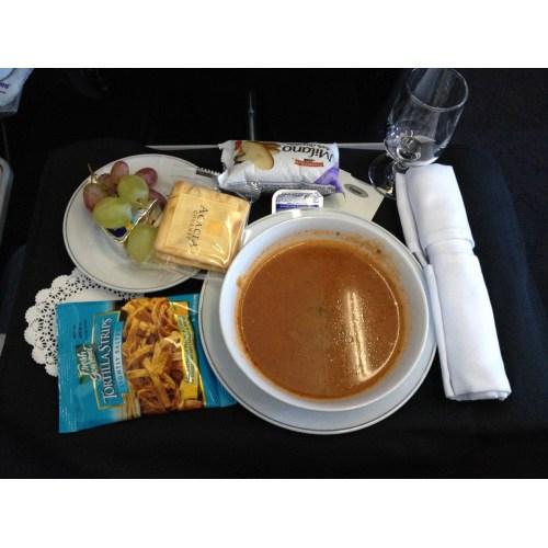 Medium Crop Of American Airlines Food