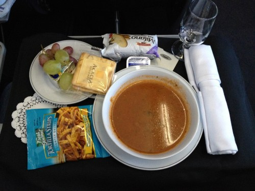 Medium Of American Airlines Food