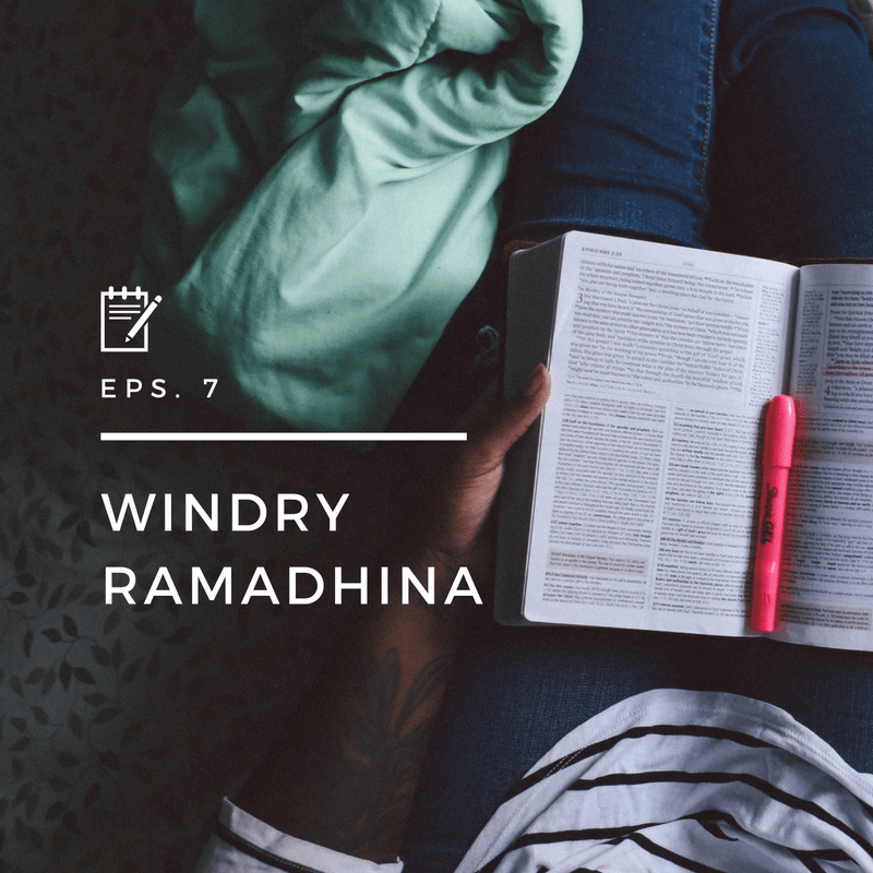 behind the pages windry ramadhina