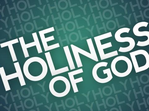 Holiness of God