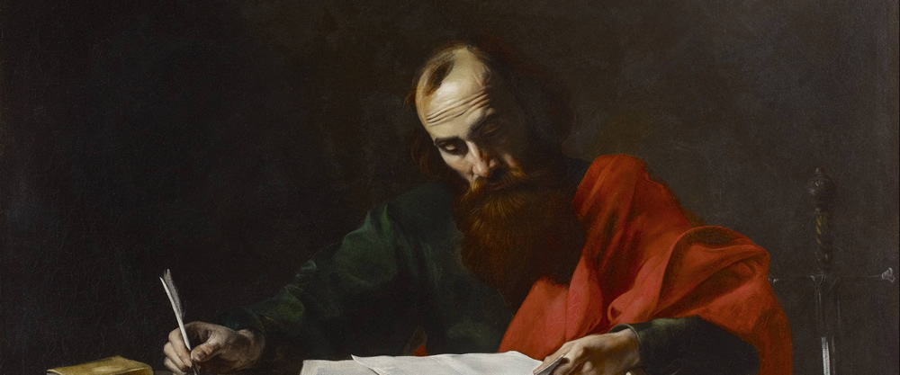 Saulo de Tarso Apostolo Paulo