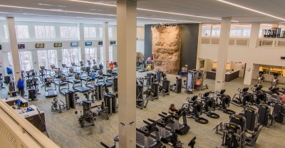 The Hottest New Mega Gym? Valley Health's Huge New ...
