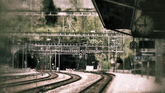 Göschenen Gotthard Tunnel