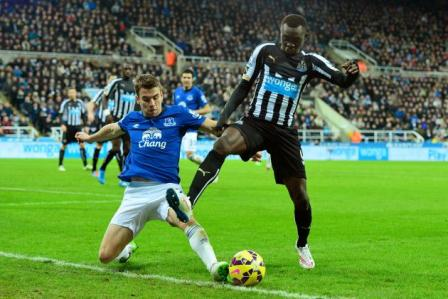 Prediksi Newcastle United vs Everton