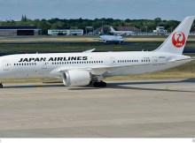 Japan Airlines Boeing 787-8 Dreamliner JA838J