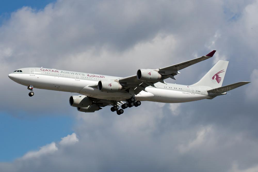 Qatar Amiri Flight Airbus A340-500 A7-HHH