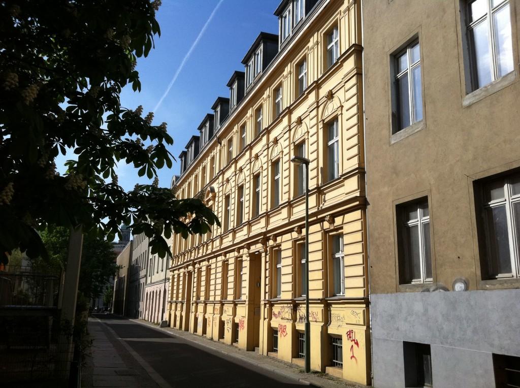 Berlin Prewar Property at a lovely nice street in Berlin Mitte