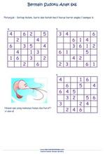Bermain Sudoku Anak 6x6_4-6