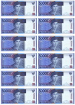 uang mainan Rp 50000