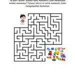 Maze: Berbagi Mainan