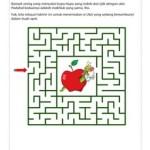 Maze: Mencari si Ulat