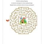 Maze : Semut Mencari Sarangnya