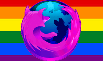 Gay Mozilla