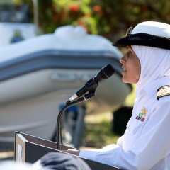 15 things the Chief of Navy's Islamic Advisor has to say