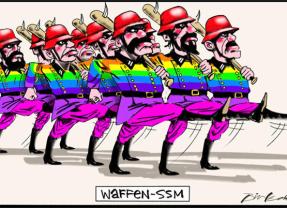 The ADF's ABC of LGBTI
