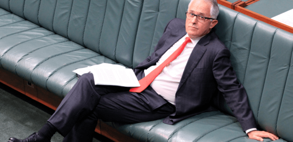Malcolm Turnbull's Liberals are not conservative