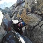 Pointes de Lachenal alpinisme