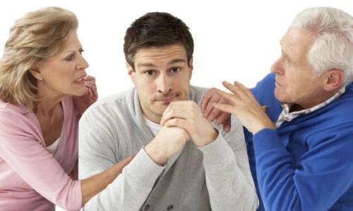 Sanando la relación con tus padres