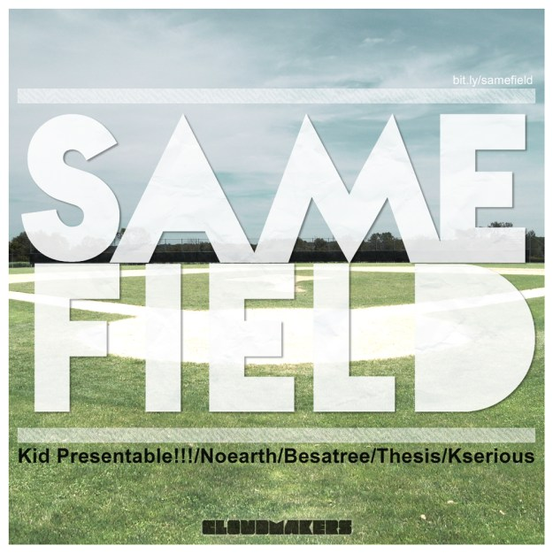Same Field - Cover