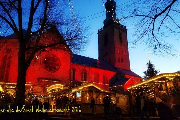 Weihnachtsmarkt Dom Soest