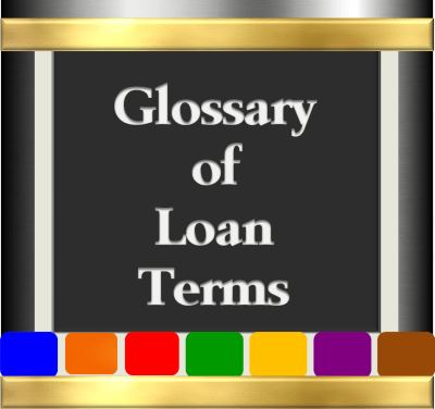 Glossary of Loan Terms - Version 2