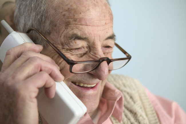 Best phones for seniors