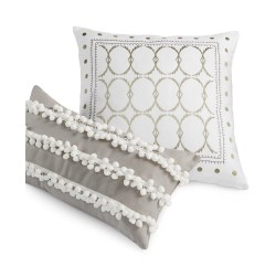 Small Crop Of White Throw Pillows