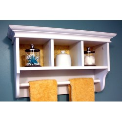 Small Crop Of Small Wall Shelf For Bathroom