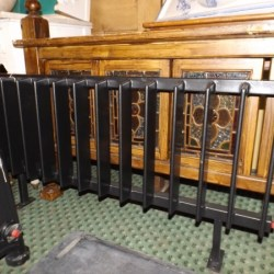 Cast Fin Radiators