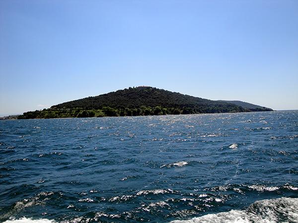 Fährfahrt zu den Prinzeninseln bei Istanbul