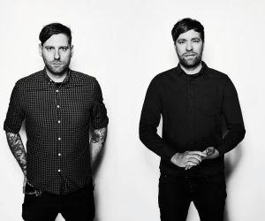 KMPFSPRT auf Tour offizielles Promo-Foto der vier Bandmitglieder