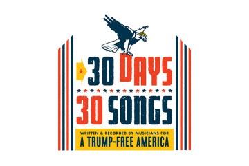 30days-30songs-Trump-Clinton