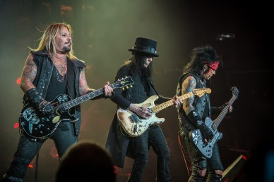 Motley Crue The End (c) Dustin Jack