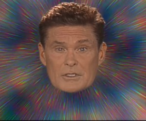 The Hoff c YouTube Screenshot