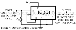 Device controlling circuit1