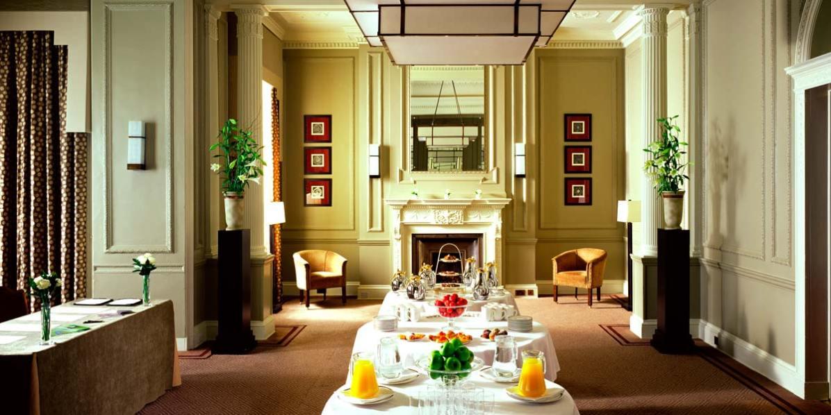 Breakfast Reception, Gleneagles, Auchterarder, Prestigious Venues