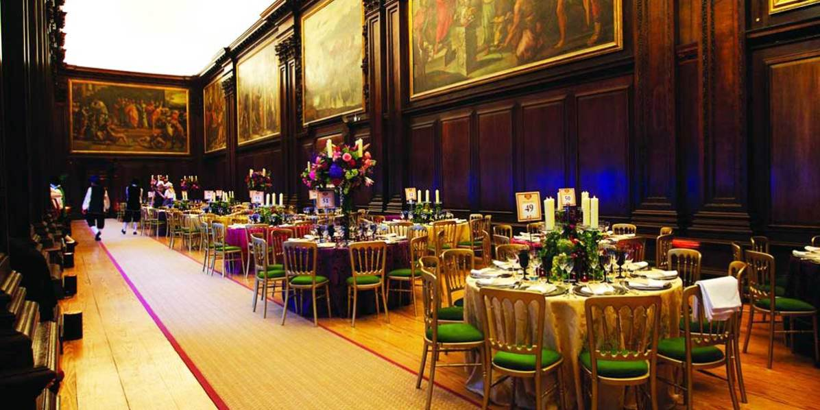 Gala Dinner Venue, Hampton Court Palace, Prestigious Venues