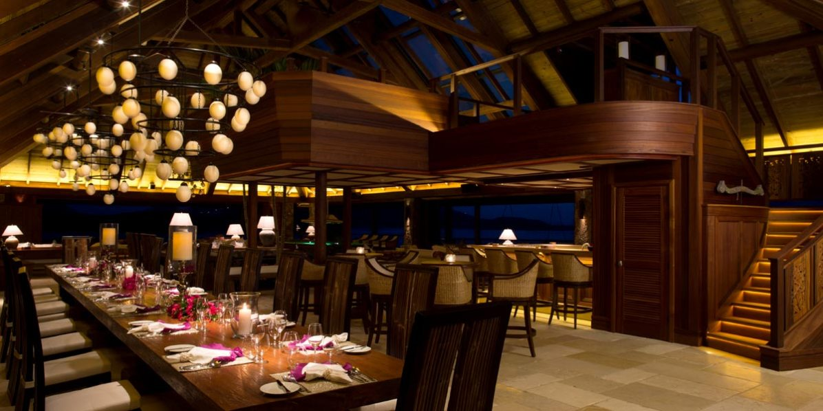 Great House Dinner, Necker Island, British Virgin Islands, Caribbean, Prestigious Venues