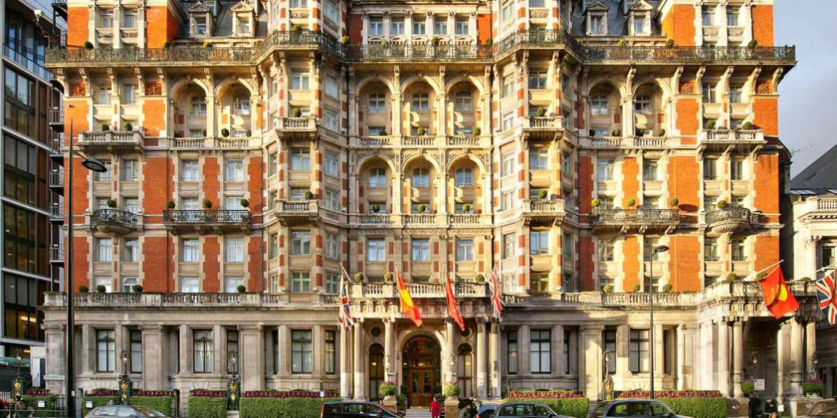 Luxury Hotel In Knightsbridge, Mandarin Oriental, Hyde Park London, Prestigious Venues