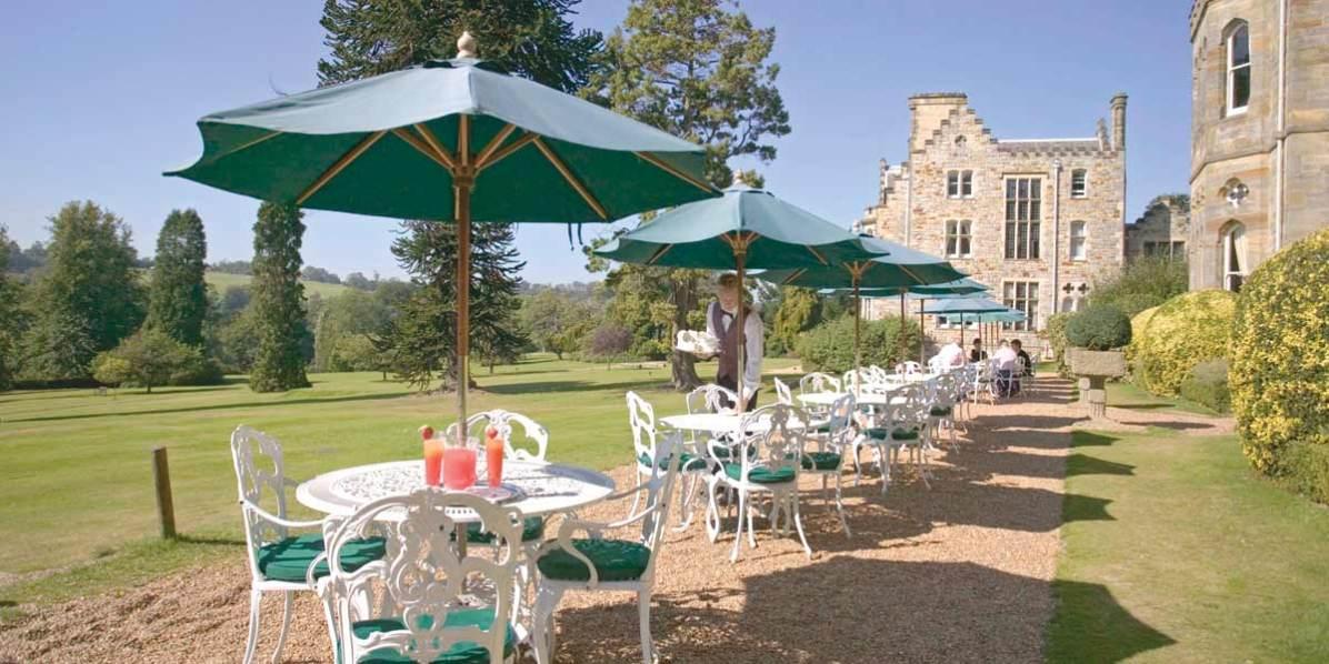 Summer Event Venue, Ashdown Park Hotel, Prestigious Venues