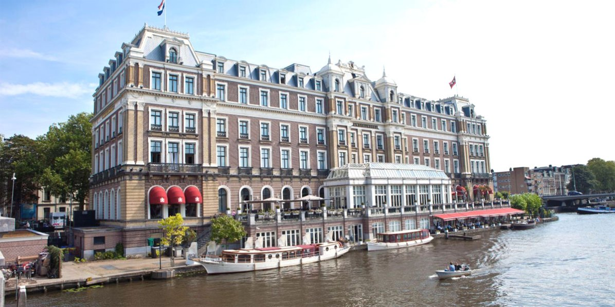 Luxury Hotel Venue Amstel River, InterContinental Amstel Amsterdam Hotel, Prestigious Venues