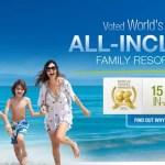 All inclusive beaches resorts