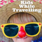 How to Amuse Kids While Travelling